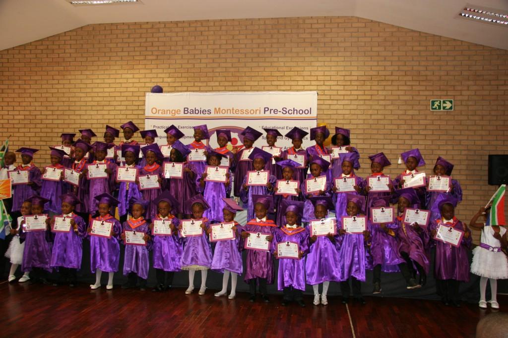 OB Graduation 1
