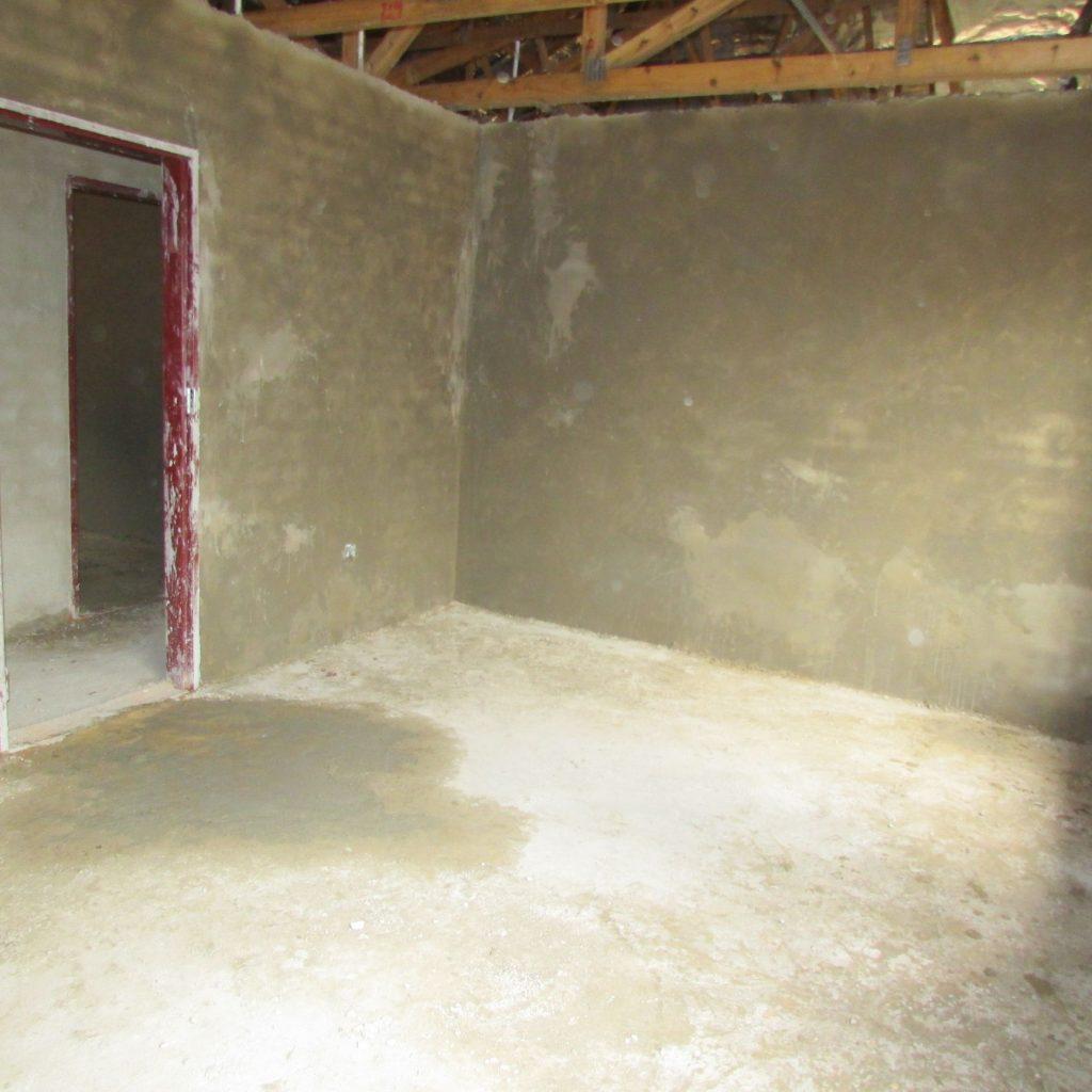 Inside wall plastering in progress_36
