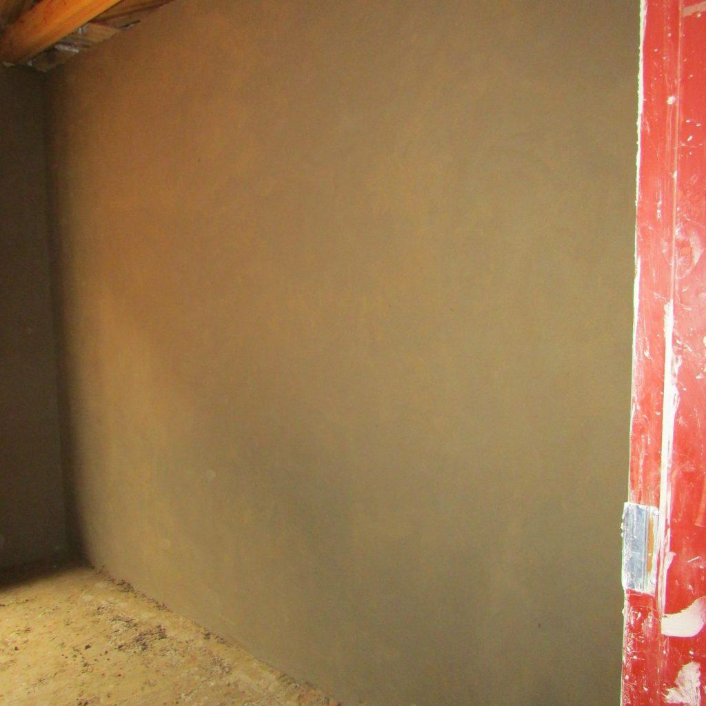 Inside wall plastering in progress_39