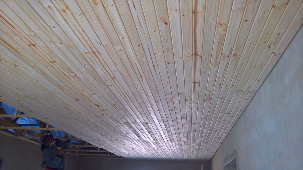 Ceiling installation_11