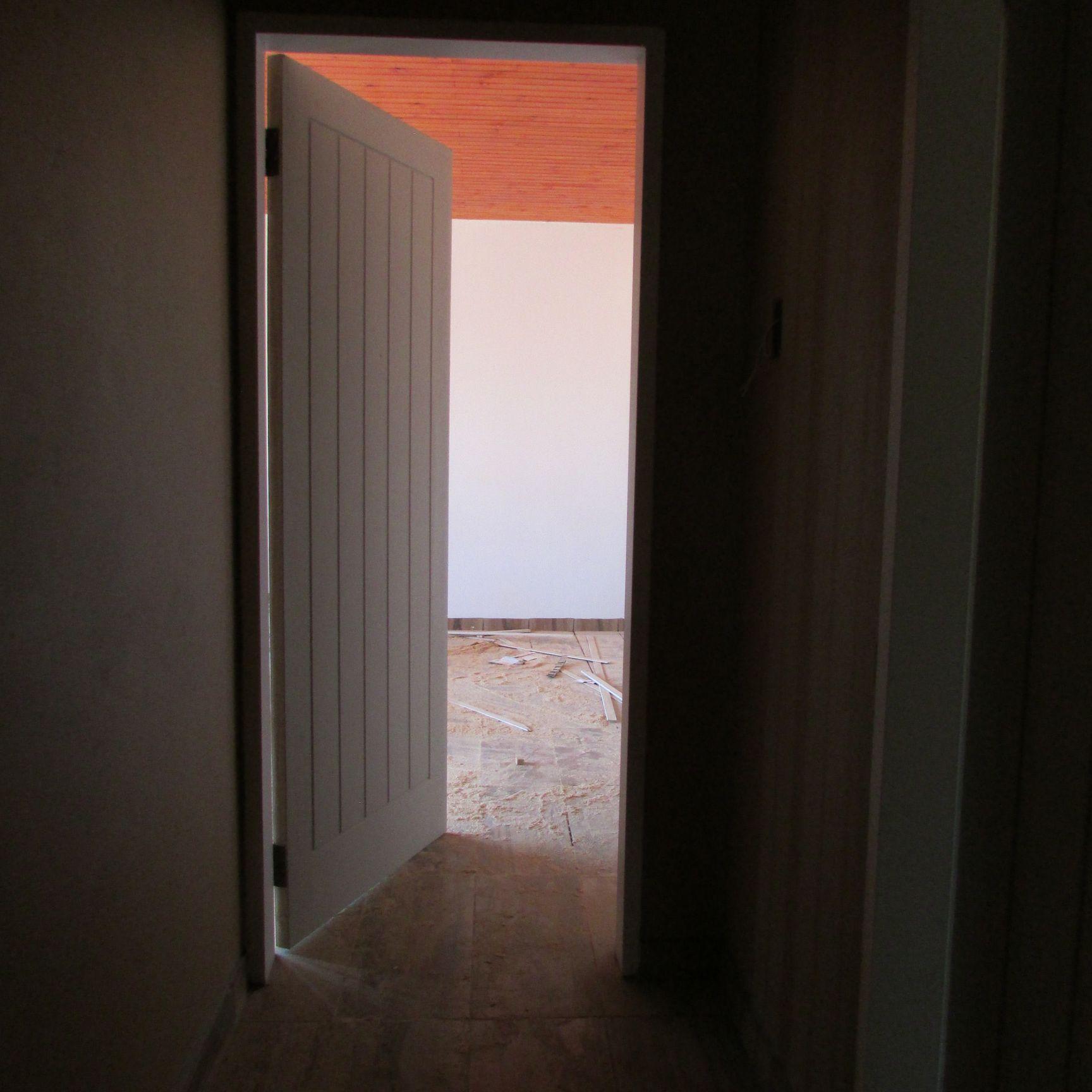 Doors Are Hanged New Jerusalem Childrens Home