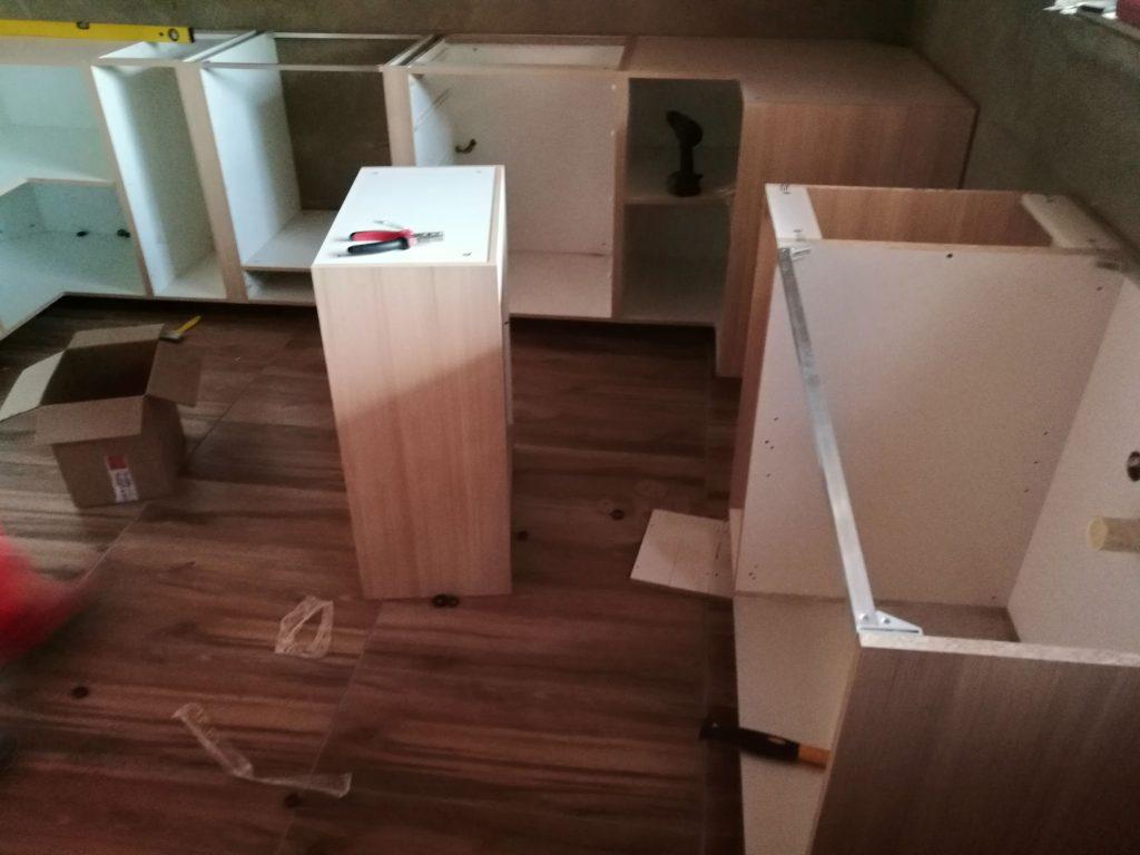 Kitchen installation progress_14