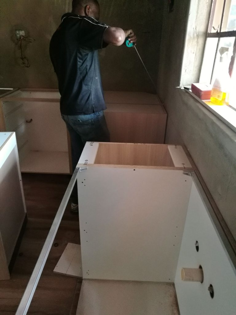 Kitchen installation progress_16