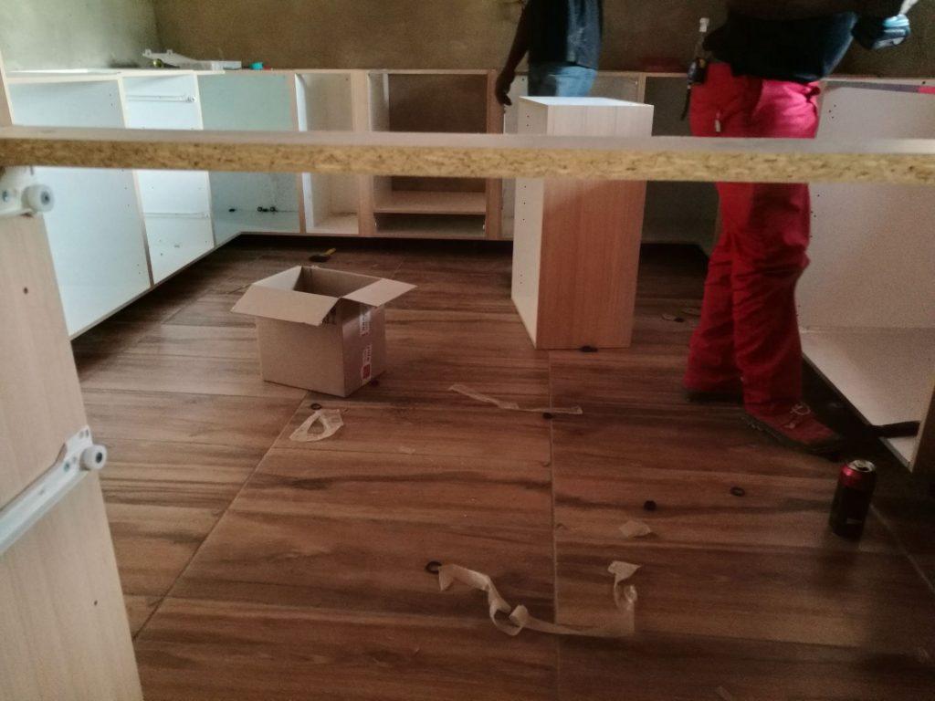 Kitchen installation progress_22
