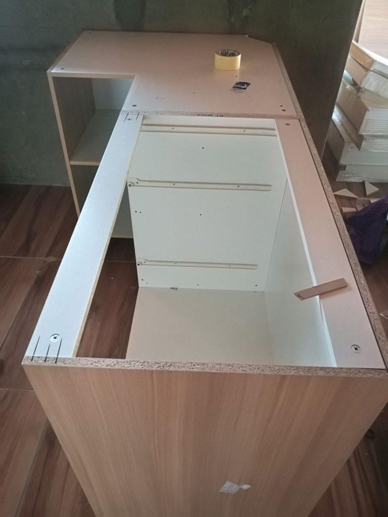 Kitchen installation progress_24