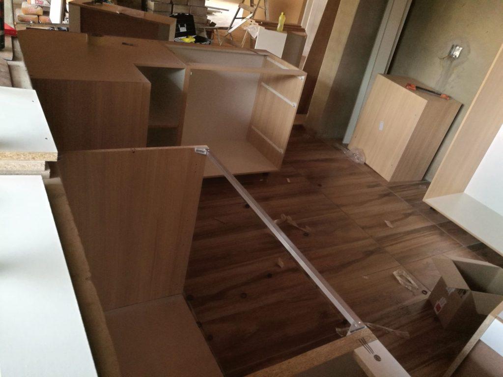 Kitchen installation progress_27