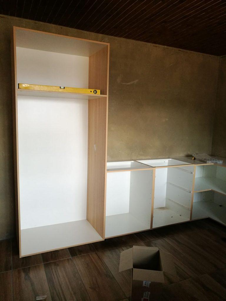 Kitchen installation progress_33