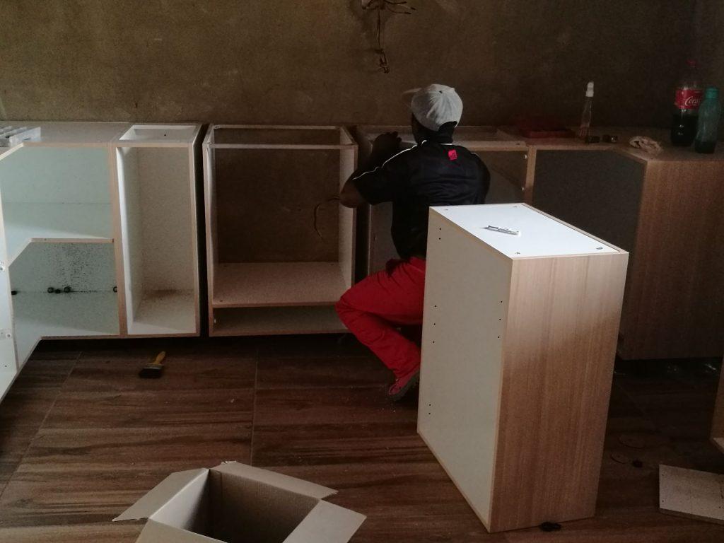 Kitchen installation progress_34