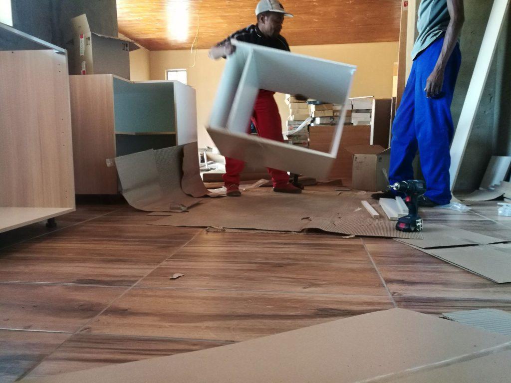 Kitchen installation progress_38
