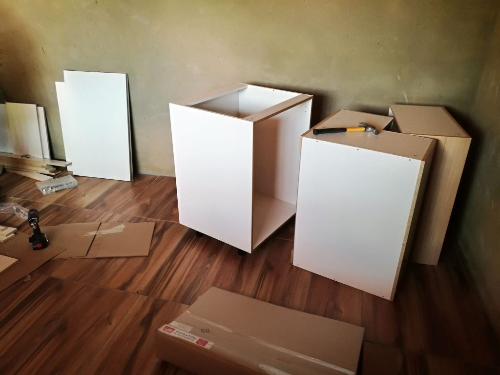 Kitchen installation progress_41