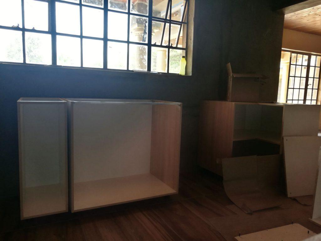 Kitchen installation progress_45