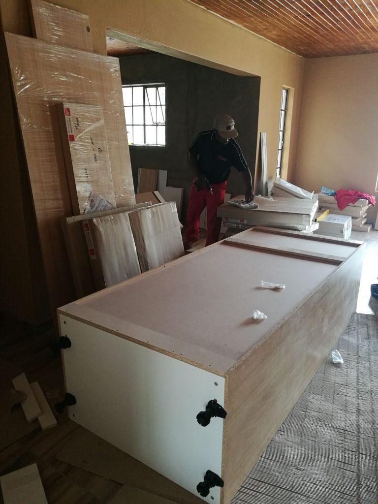 Kitchen installation progress_57
