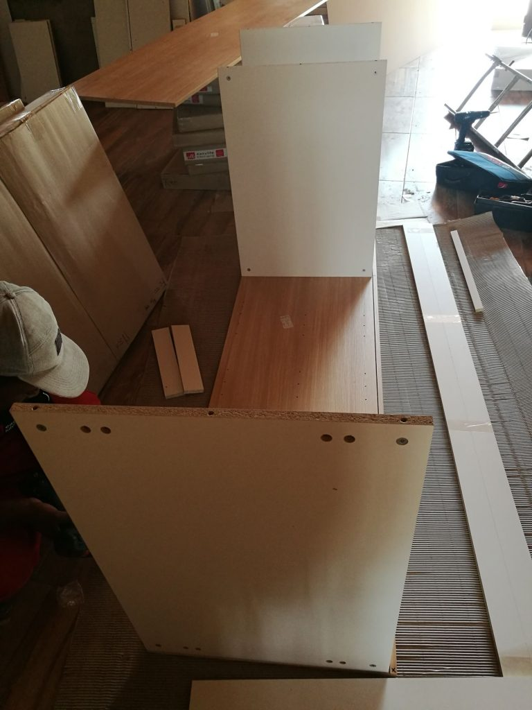 Kitchen installation progress_67