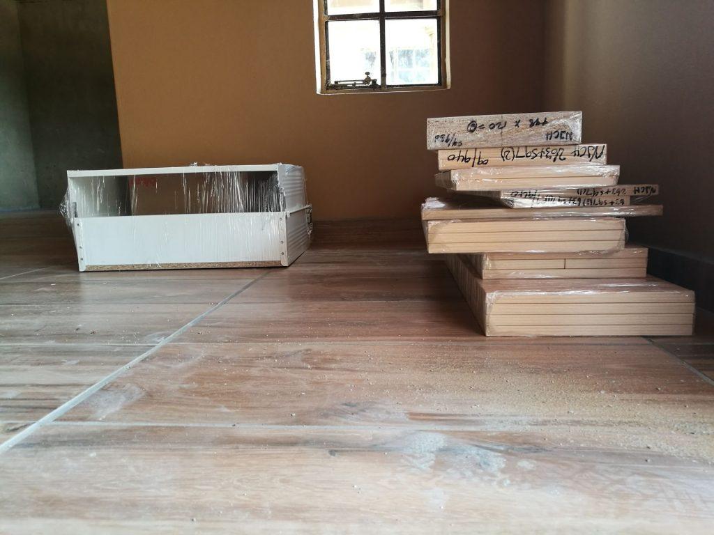 Kitchen installation progress_80