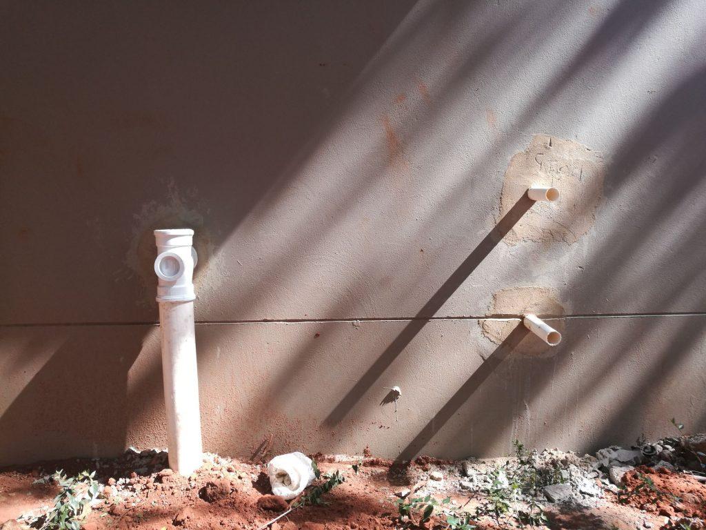 Plumbing work progress_12