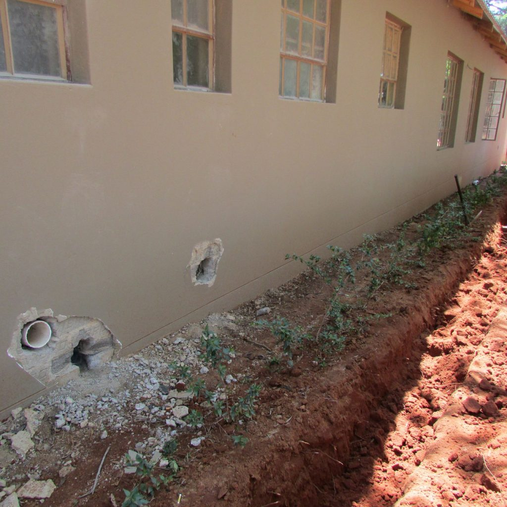 Plumbing work progress_25