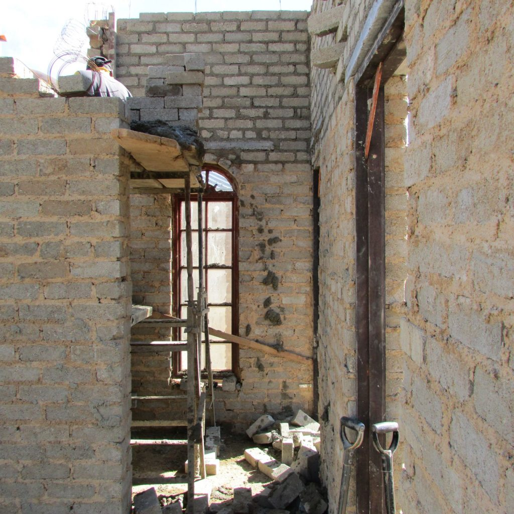 Completed brick work _32