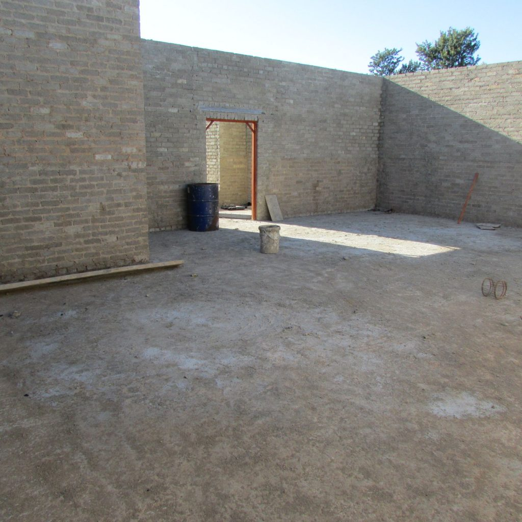 Completed brick work _87