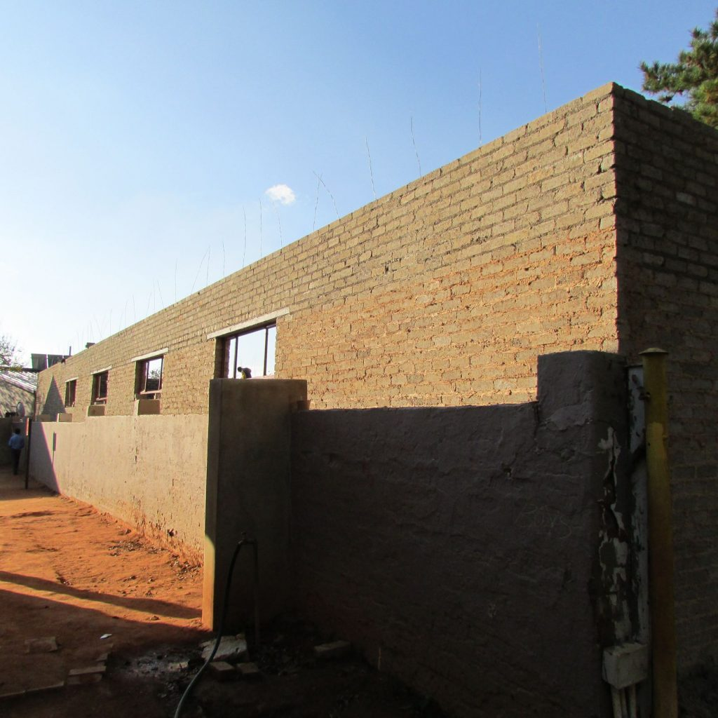Completed brick work__3