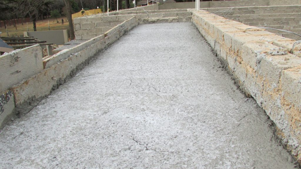 Completed NJCH School Second Slab_1