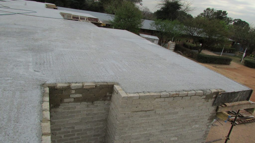 Completed NJCH School Second Slab_48
