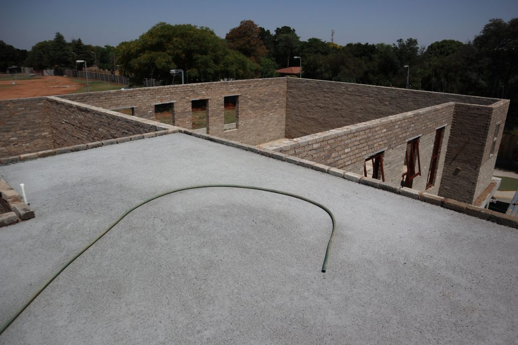Roof slab progress_23