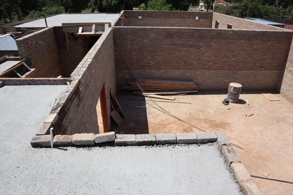 Roof slab progress_24