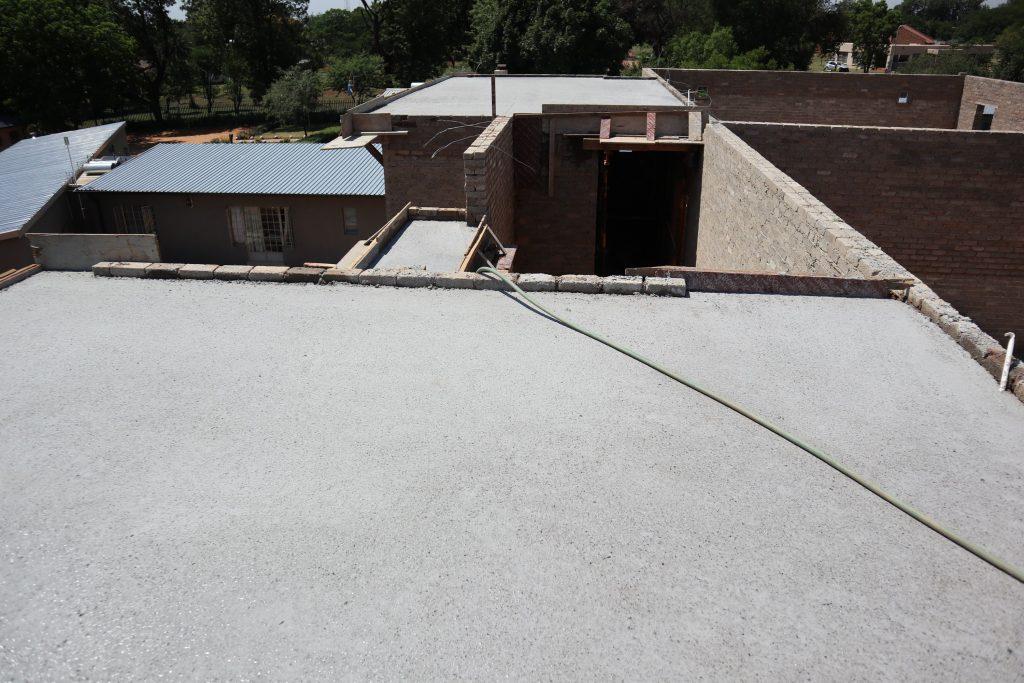 Roof slab progress_29