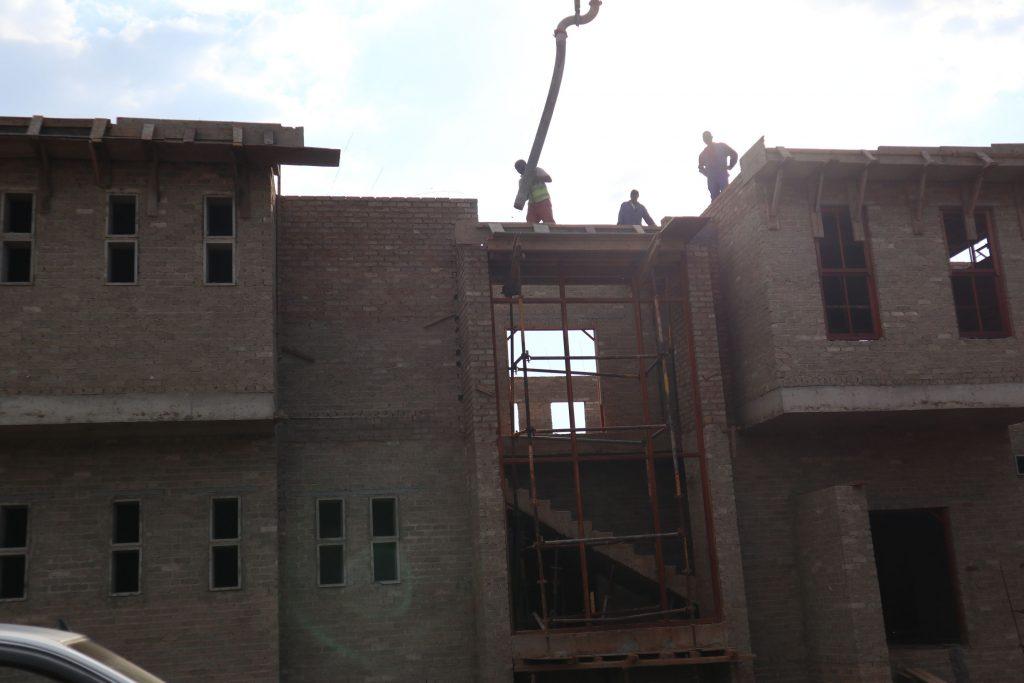 Roof slab progress_31