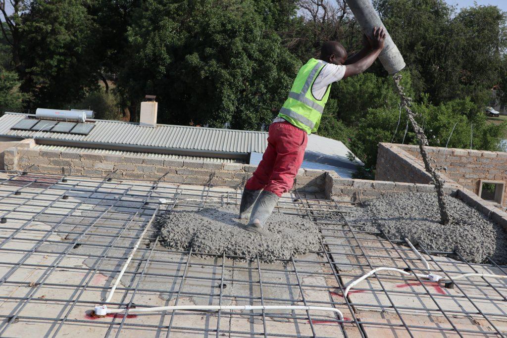 Roof slab progress_68
