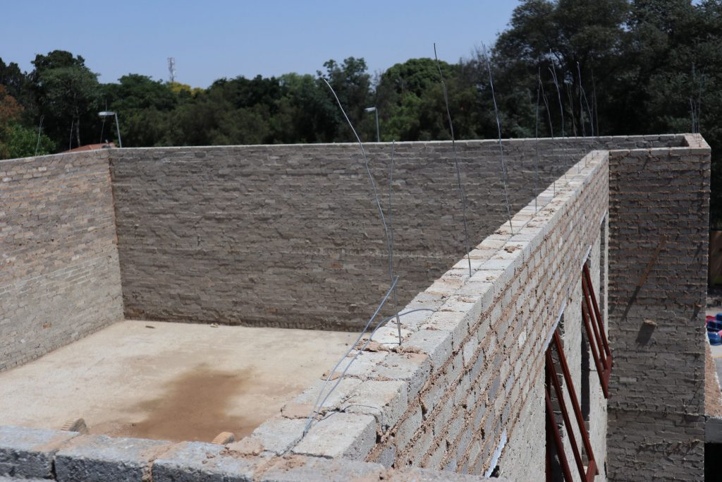 Roof slab progress_7
