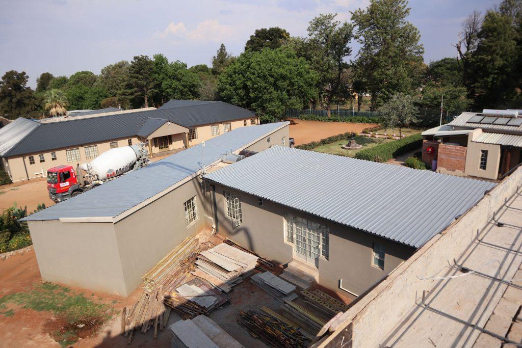 Roof slab progress_77