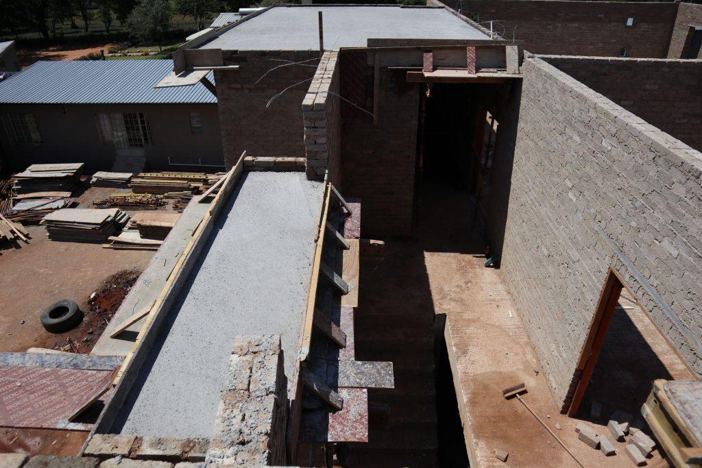 Roof slab progress_9
