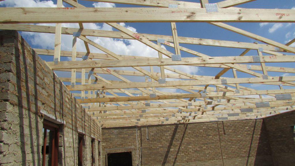 School Roof Progress _12