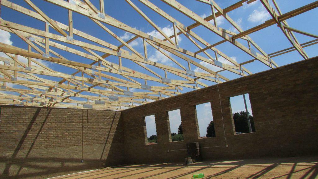 School Roof Progress _14