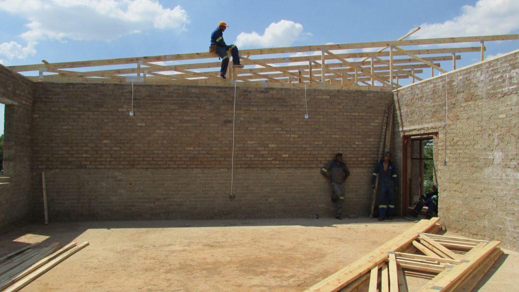 School Roof Progress _18