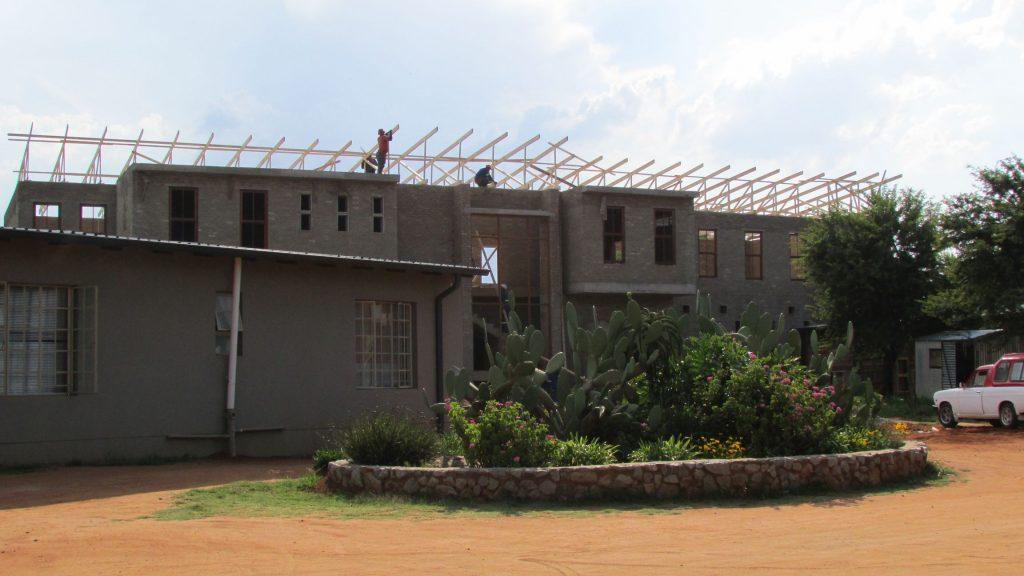School Roof Progress _2