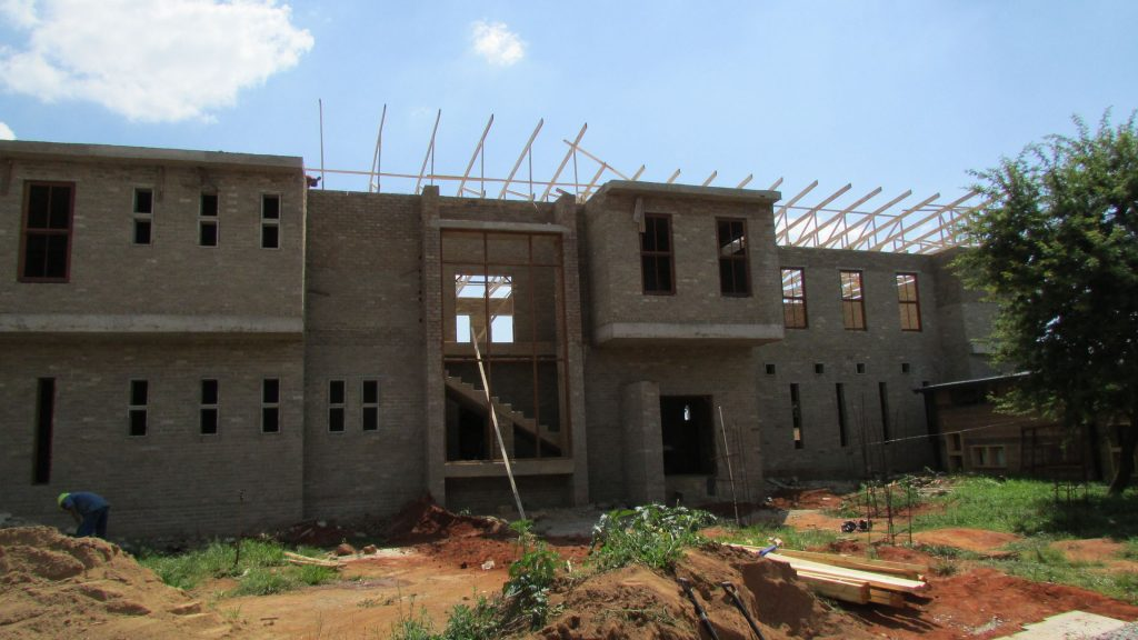 School Roof Progress _21