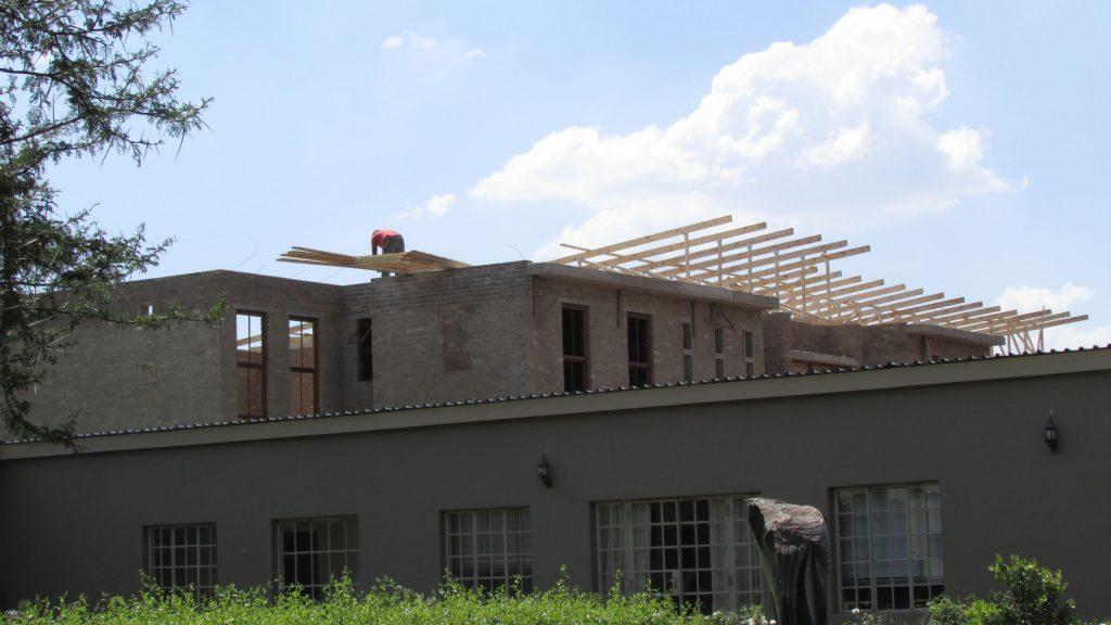 School Roof Progress _22
