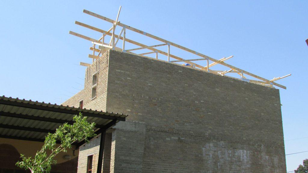 School Roof Progress _23