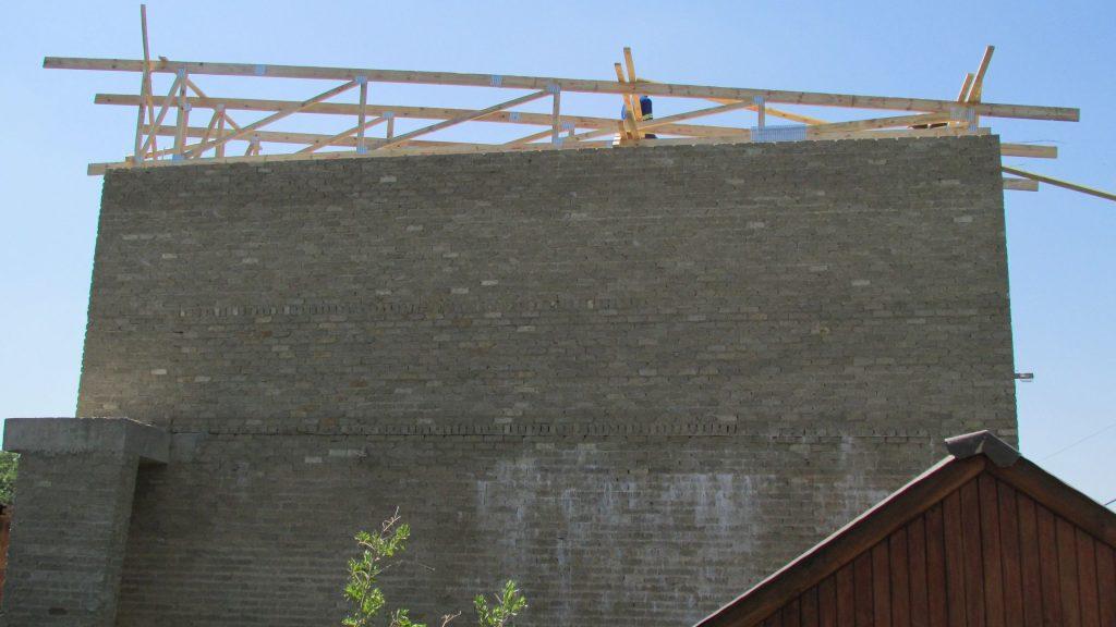 School Roof Progress _24