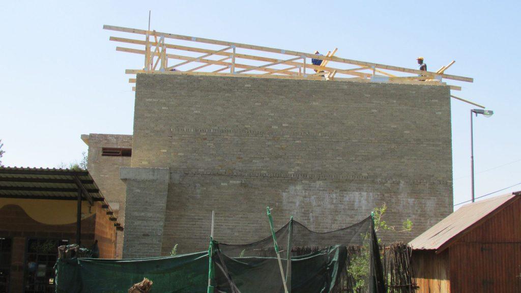 School Roof Progress _25