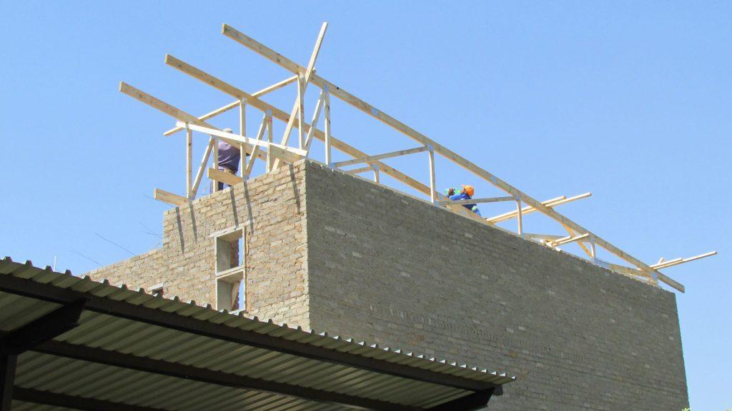 School Roof Progress _26