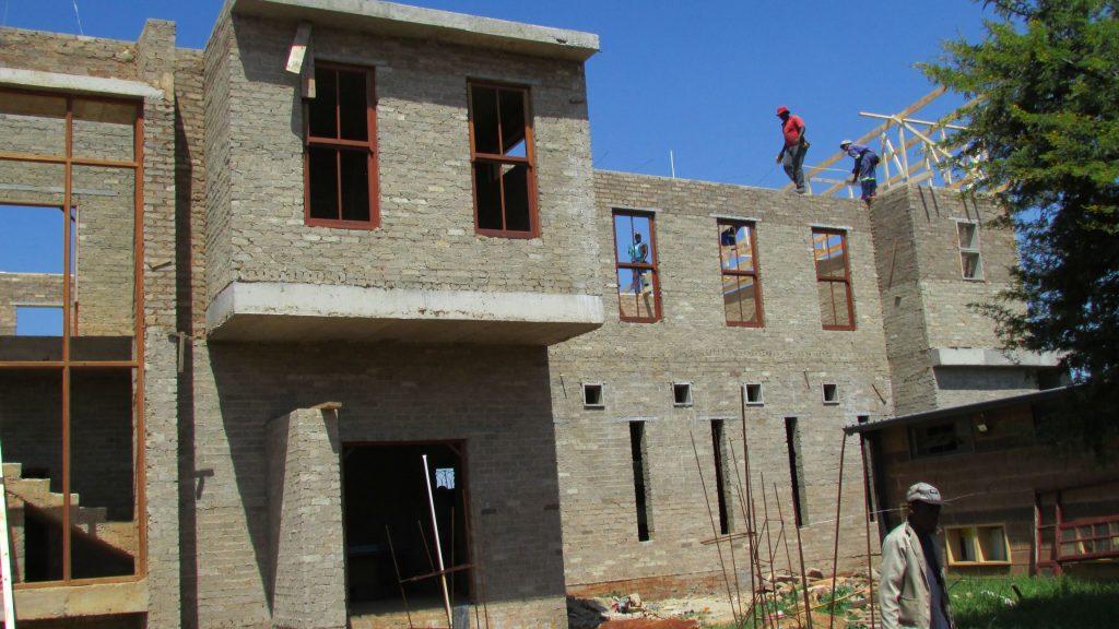 School Roof Progress _27