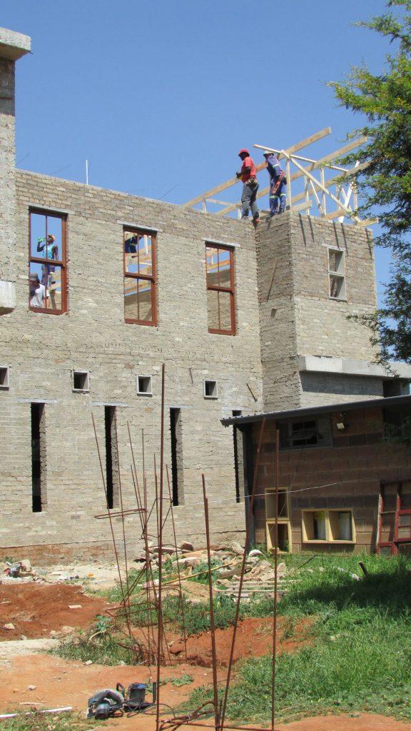 School Roof Progress _28