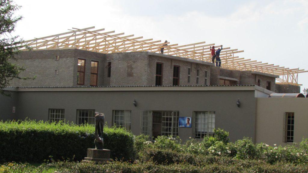 School Roof Progress _3