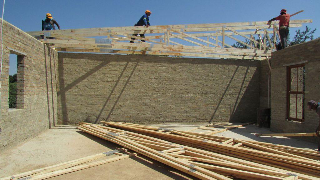 School Roof Progress _32