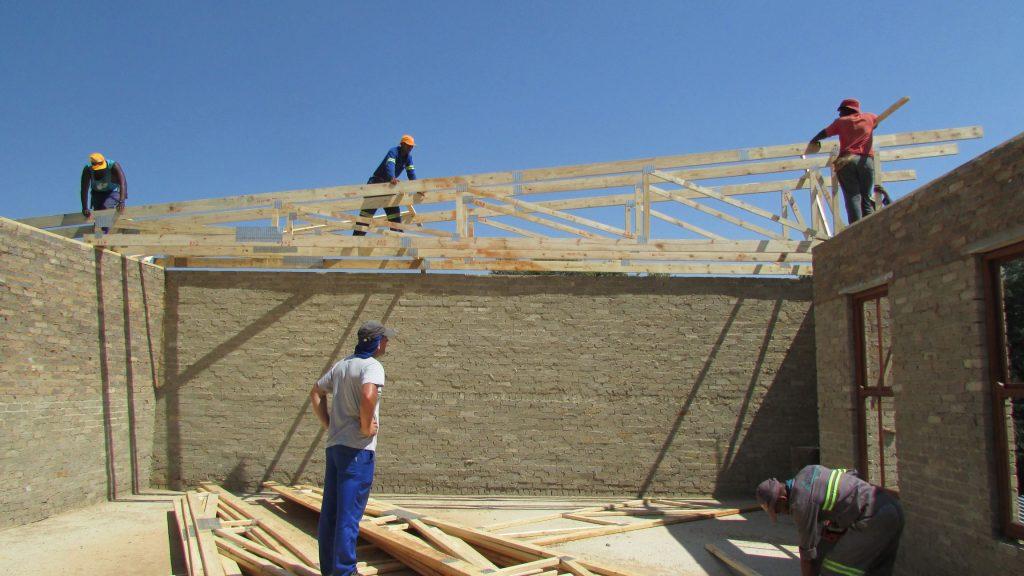School Roof Progress _34