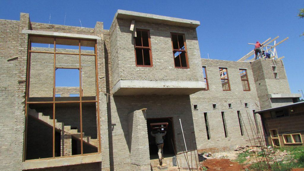 School Roof Progress _35