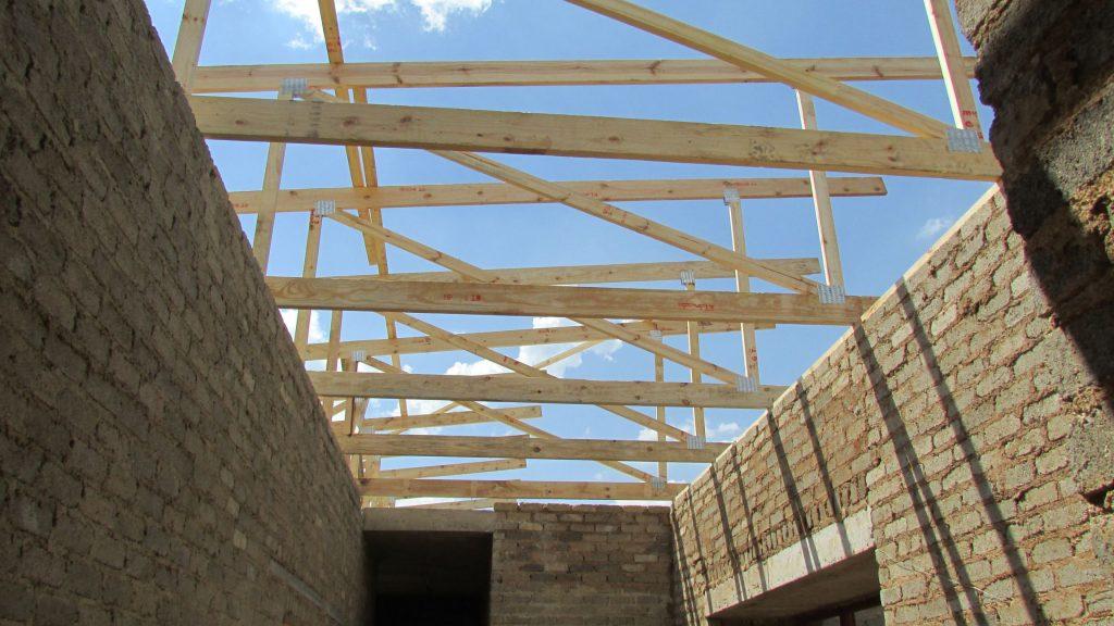 School Roof Progress _4